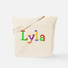 Lyla Balloons Tote Bag