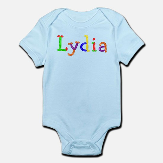 Lydia Balloons Body Suit
