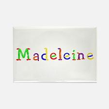 Madeleine Balloons Rectangle Magnet