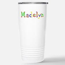 Madelyn Balloons Ceramic Travel Mug