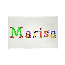 Marisa Balloons Rectangle Magnet