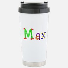 Max Balloons Ceramic Travel Mug