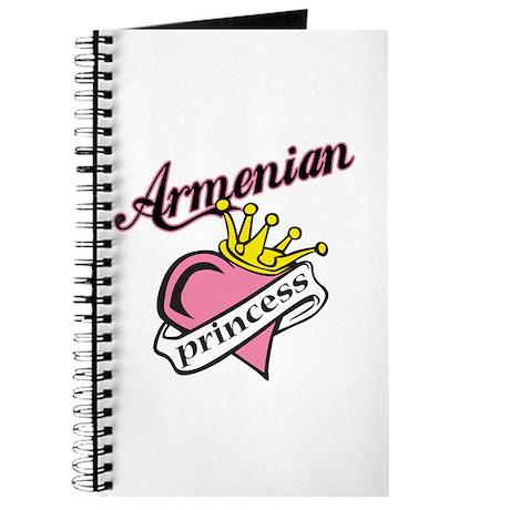 Armenian Princess Journal