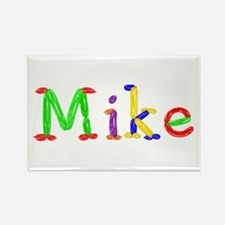 Mike Balloons Rectangle Magnet