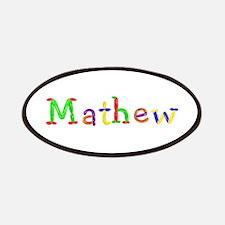 Mathew Balloons Patch