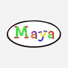 Maya Balloons Patch