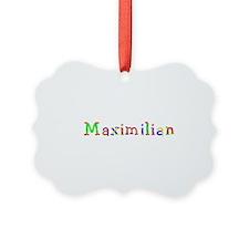 Maximilian Balloons Ornament
