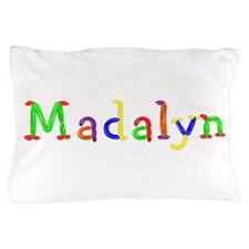 Madalyn Balloons Pillow Case
