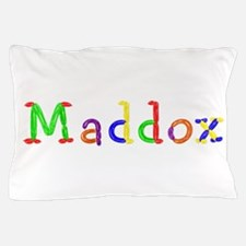 Maddox Balloons Pillow Case