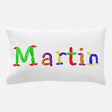 Martin Balloons Pillow Case