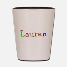 Lauren Balloons Shot Glass
