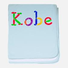 Kobe Balloons baby blanket