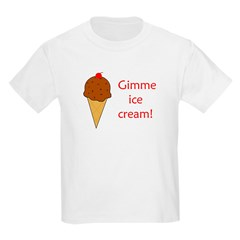 GIMME ICE CREAM T-Shirt
