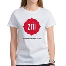 Zrii_Ind Exec_5x5_red T-Shirt