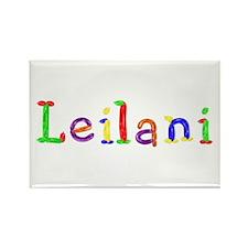 Leilani Balloons Rectangle Magnet