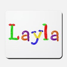 Layla Balloons Mousepad