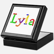 Lyla Balloons Keepsake Box