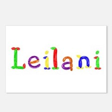 Leilani Balloons Postcards 8 Pack