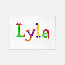 Lyla Balloons 5'x7' Area Rug