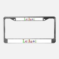 Leilani Balloons License Plate Frame