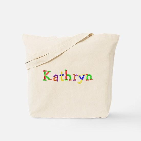 Kathryn Balloons Tote Bag