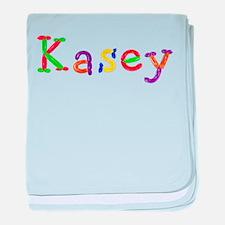 Kasey Balloons baby blanket