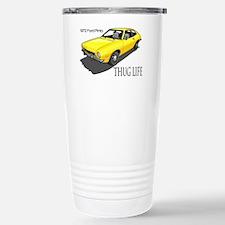 thug life pinto Travel Mug