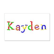 Kayden Balloons 20x12 Wall Peel