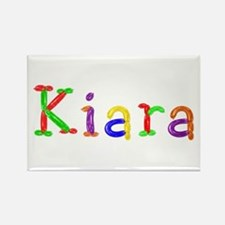 Kiara Balloons Rectangle Magnet