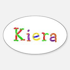 Kiera Balloons Oval Decal