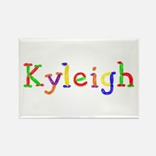 Kyleigh Balloons Rectangle Magnet