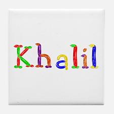 Khalil Balloons Tile Coaster
