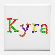 Kyra Balloons Tile Coaster