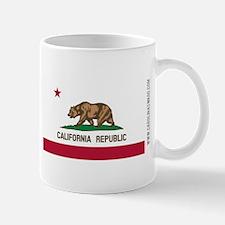 California State Flag Mugs