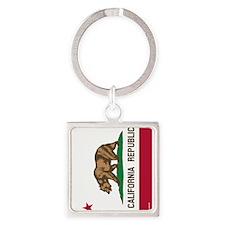 California 2 Keychains