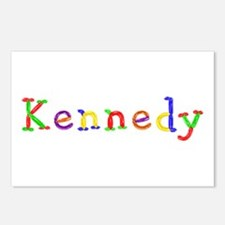 Kennedy Balloons Postcards 8 Pack