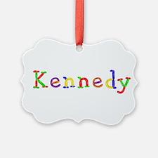 Kennedy Balloons Ornament
