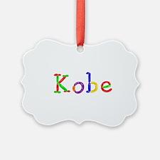 Kobe Balloons Ornament