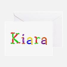 Kiara Balloons Greeting Card