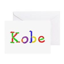 Kobe Balloons Greeting Card