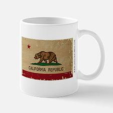 California State Flag VINTAGE Mug