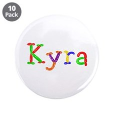 Kyra Balloons Big Button 10 Pack