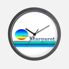 Margaret Wall Clock