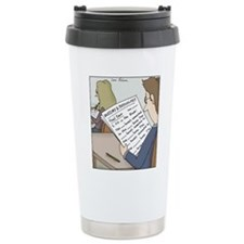 Cute Anatomy science Travel Mug