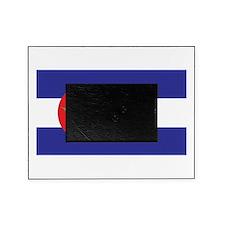Colorado State Flag, Marijuana, Pot Leaf Picture Frame