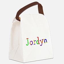 Jordyn Balloons Canvas Lunch Bag