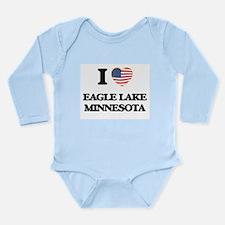 I love Eagle Lake Minnesota Body Suit