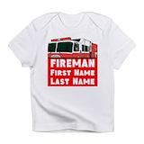 Fireman Infant T-Shirt