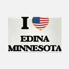 I love Edina Minnesota Magnets