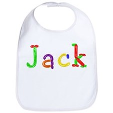 Jack Balloons Bib